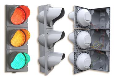 Дорожные светодиодные светофоры